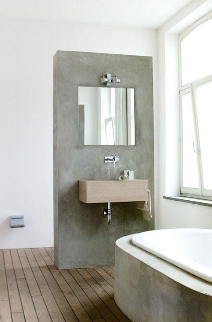 Beton Badkamer Waterdicht ~ Hout in de badkamer ja of nee?  Danielle Verhelst Interieur & Styling
