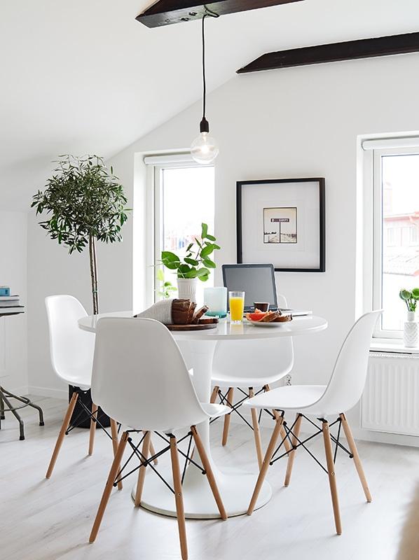 Strakke Eettafel Stoelen.Interieuradvies Welke Eetkamertafel Moet Ik Kiezen 5 Tips