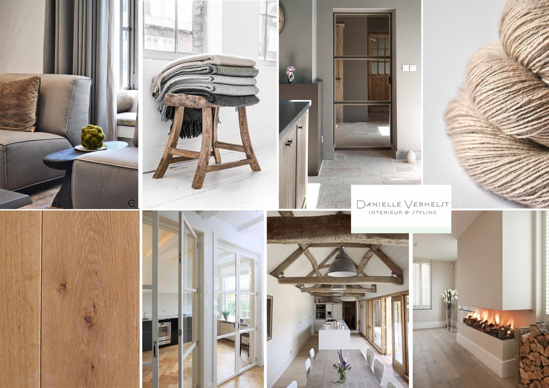 Interieuradvies voor jaren 30 huis danielle verhelst for Interieur styling