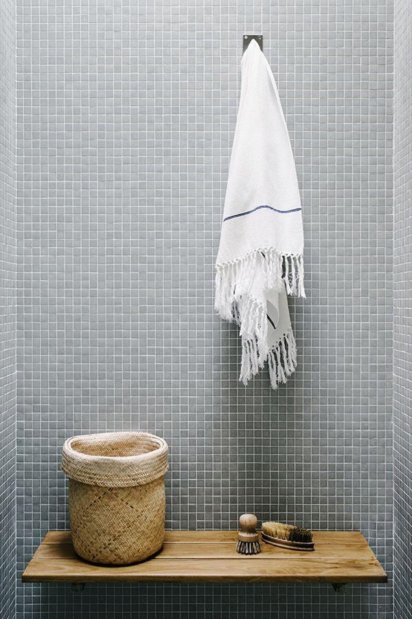 Ontwerp: 10 x originele wandafwerkingen voor in de badkamer ...