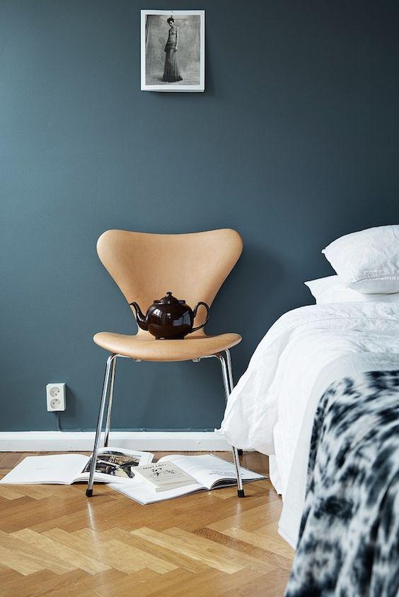 Trends & Inspiratie: Blauw in huis - Danielle Verhelst Interieur ...